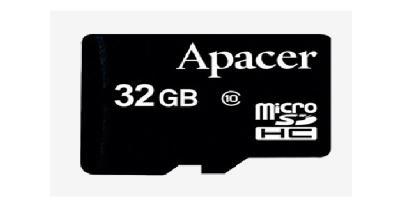 Thẻ nhớ Micro UHS1 32GB Apacer (Class 10)