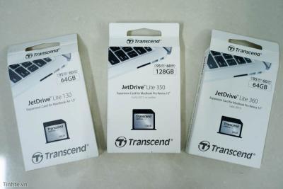 Thẻ nhớ Transcend 64GB MBP 15