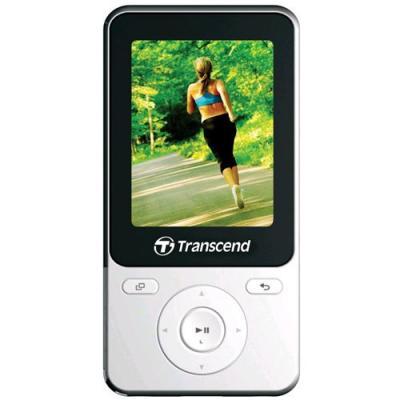 Máy nghe nhạc MP4 8GB MP710 Trắng Transcend